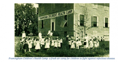 OP-ED: How Framingham Endured the 1918 Flu Pandemic & What it Teaches Us About Our Fight Against Coronavirus