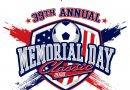 Registration Open For the 39th Annual Memorial Day Classic