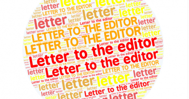 LETTER TO THE EDITOR: Exalted Victory