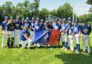 PHOTOS: Purple Heart Veteran Cheers Framingham Legion Team To Victory