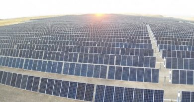 Ameresco's Work with California Solar Farm Earns Top Project of the Year Award