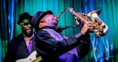 Callahan Center Hosting Prohibition & The Rise of Jazz on August 10