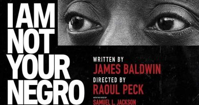 Christa McAuliffe Library Screening 'I Am Not Your Negro'