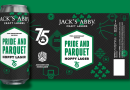 Jack's Abby Launches Limited Edition Pride & Parquet To Mark NBA 75th Anniversary