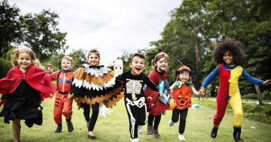 Ashland Day Halloween Parade October 29